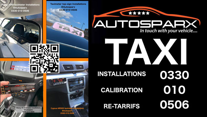 Electrical Installations for Taxis